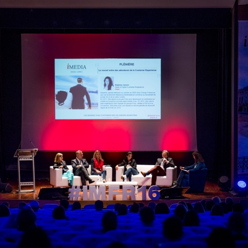 Table ronde 2 - CX experience 2016