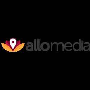 logo allomedia - itw